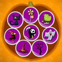 Free online flash games - Halloween Match Touch game - WowEscape