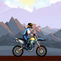 Free online flash games - Stunt Bike Rush game - WowEscape