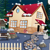 Free online flash games - Top10 Christmas Find The Santa Dress