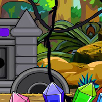 Free online flash games - G2J Baboon Escape