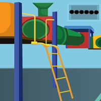 Free online html5 games - G4E Kids Playing Room Escape  game