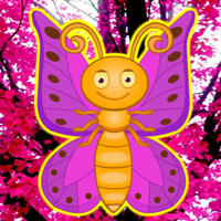 Free online flash games - Hidden Butterfly game - WowEscape