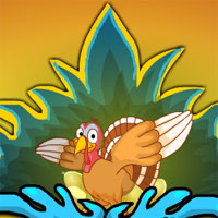 Free online flash games - G4E Turkey Eggs Rescue  game - WowEscape