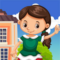 Free online flash games - Games4King School Girl Rescue game - WowEscape