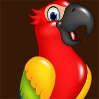Free online flash games - Avm Funny Parrot Escape game - WowEscape
