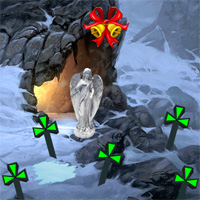 Free online flash games - Big Medieval Land Christmas Escape game - WowEscape