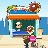 Free online flash games - Donut Empire game - WowEscape