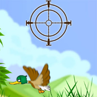 Free online flash games - Duck Shooter game2rule