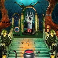 Free online flash games - Top10NewGames Find The Coffin Box game - WowEscape