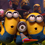 Free online flash games - Minion Puzzle Story game - WowEscape