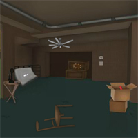 Free online flash games - FEG Escape Games Tunnel Trap 4