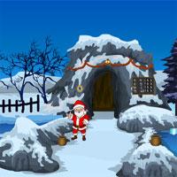 Free online flash games - Games4Escape Bye Bye Santa Claus game - WowEscape