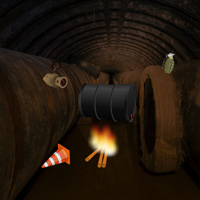 Free online flash games - Wowescape Underground Mafia City Escape game - WowEscape