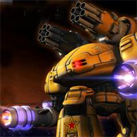 Free online flash games - RoboKill Titan Prime game - WowEscape