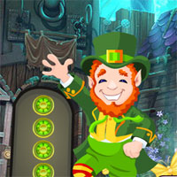 Free online flash games - Games4King  Leprechaun Escape game - WowEscape