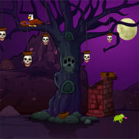 Games4Escape Scary Halloween Zombie Rescue