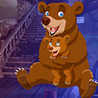 Free online flash games - Games4King Pamper Bear Rescue Escape  game - WowEscape
