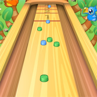 Free online flash games - Table Shuffleboard game - WowEscape
