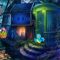 Free online flash games - Games4King Running Banana Monkey Escape game - WowEscape
