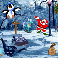 Winter Time Hidden Objects
