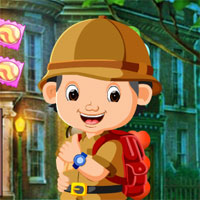 Free online flash games - G4K Firefighter Rescue game - WowEscape