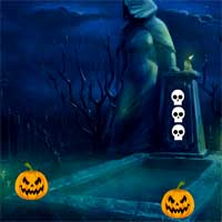 Free online flash games - 8BGames Halloween Witch Escape game - WowEscape
