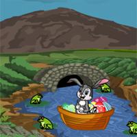 Free online flash games - Village Bunny Escape game - WowEscape
