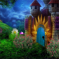 Free online flash games - G4K Magician Palace Escape game - WowEscape