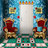 Free online flash games - Mirchi Escape from Christmas Celebration House  game - WowEscape