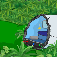 Free online flash games - MouseCity Lost Jungle Escape