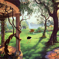 Free online flash games - Zoo Hidden Animals game - WowEscape