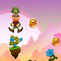 Free online flash games - Leprecoins game - WowEscape