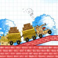 Free online flash games - Tricky Drive game - WowEscape