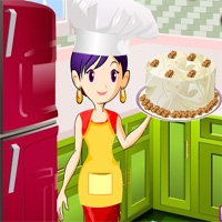 Free online flash games - Carrot Cake Cooking game - WowEscape