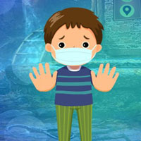 Free online flash games - G4K Dismay Boy Escape game - WowEscape