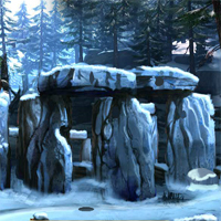 Free online flash games - EnaGames The Frozen Sleigh-The Tree Cottage Escape game - WowEscape