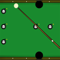 Free online flash games - Undead Billiards game - WowEscape