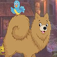 Free online flash games - G4K Golden Retriever Dog Escape game - WowEscape