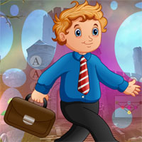 Free online flash games - Games4king Office Executive Escape game - WowEscape