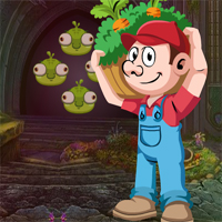 Free online flash games - Vegetable Man Rescue game - WowEscape