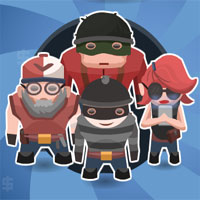 Free online flash games - Team Of Robbers 2 game - WowEscape