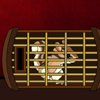 Free online html5 games - G2J The Chipmunk Escape game