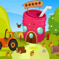 Free online flash games - Games4King Dog Escape From Green House game - WowEscape