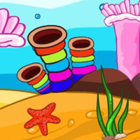 Free online flash games - G2M Rescue The Oceanographer game - WowEscape