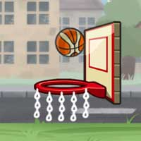 Free online flash games - Trick Hoops Puzzle Edition WitchHut game - WowEscape