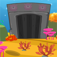 Free online flash games - Find a treasure in the Aquarium House game - WowEscape