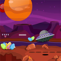 Escape007Games  Escape Easter Bunny in Space