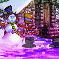 Wow Fantasy Snowman World Escape