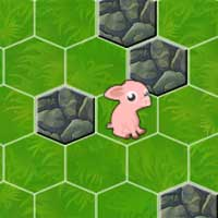 Free online flash games - Block the Pig CloudGames game - WowEscape