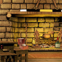 Free online flash games - Old Restaurant game - WowEscape